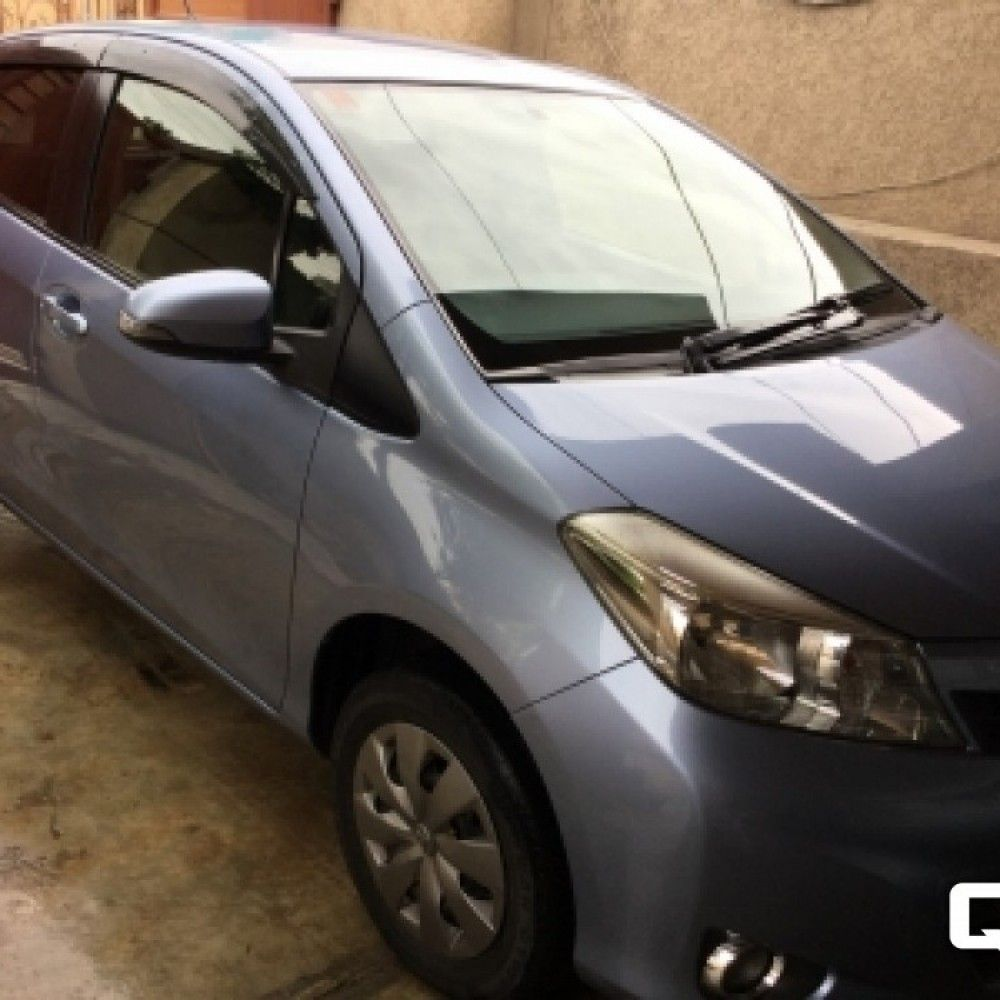 Comments by Seller toyota vitz RS 1.0,2012 model 2016