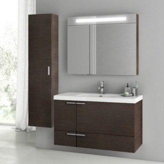 Ivy Bronx Letourneau 39 Single Bathroom Vanity Set Single