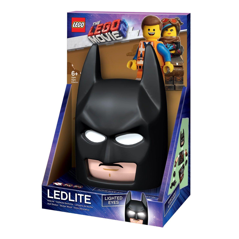 Lego The Lego Movie 2 Night Lite Batman Mask Affiliate Night Ad Movie Lego Mask Lego Movie Lego Movie 2 Batman Mask