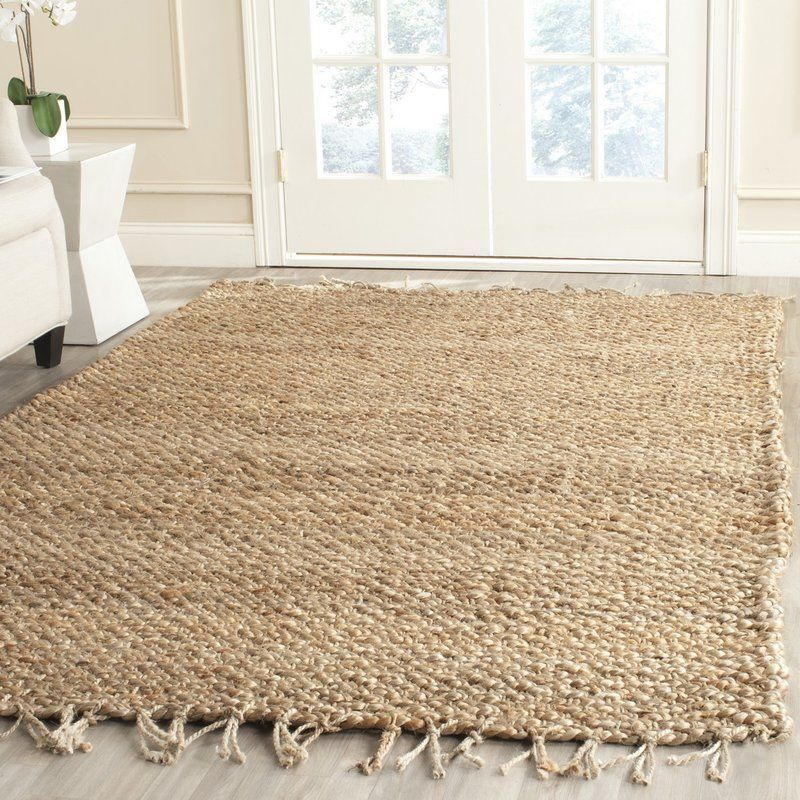 Think Coastal Living And Casual Beach House Style With Rugs So