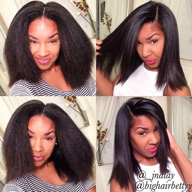 This Is How Long I Want My Hair By My 25th Birthday Hairspiration Motivation Natural Hair Styles Straight Hairstyles Relaxed Hair