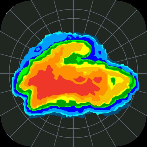 Review MyRadar Weather Radar Radar, Doppler radar