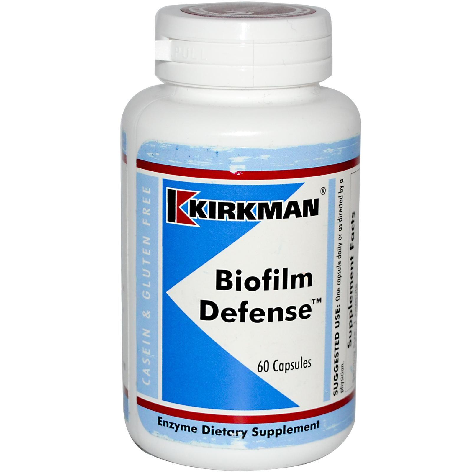 Kirkman Labs, Biofilm Defense, 60 Capsules (Discontinued