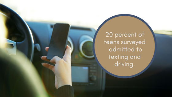 Texting And Driving Is Deadlier Than Dui With Images Centers