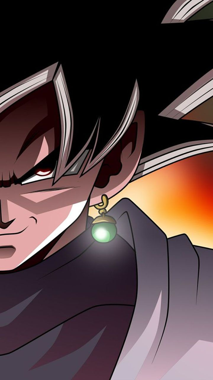 Black Goku HD Wallpaper