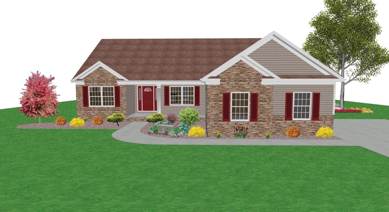 house ranch home exterior - Ranch Home Exteriors