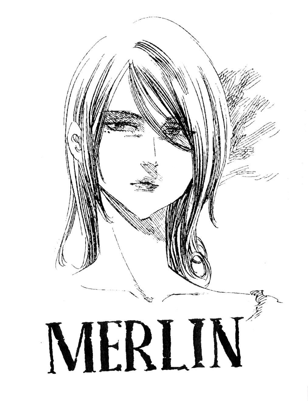 Merlin, she has the coolest powers tho Nanatsu no Taizai