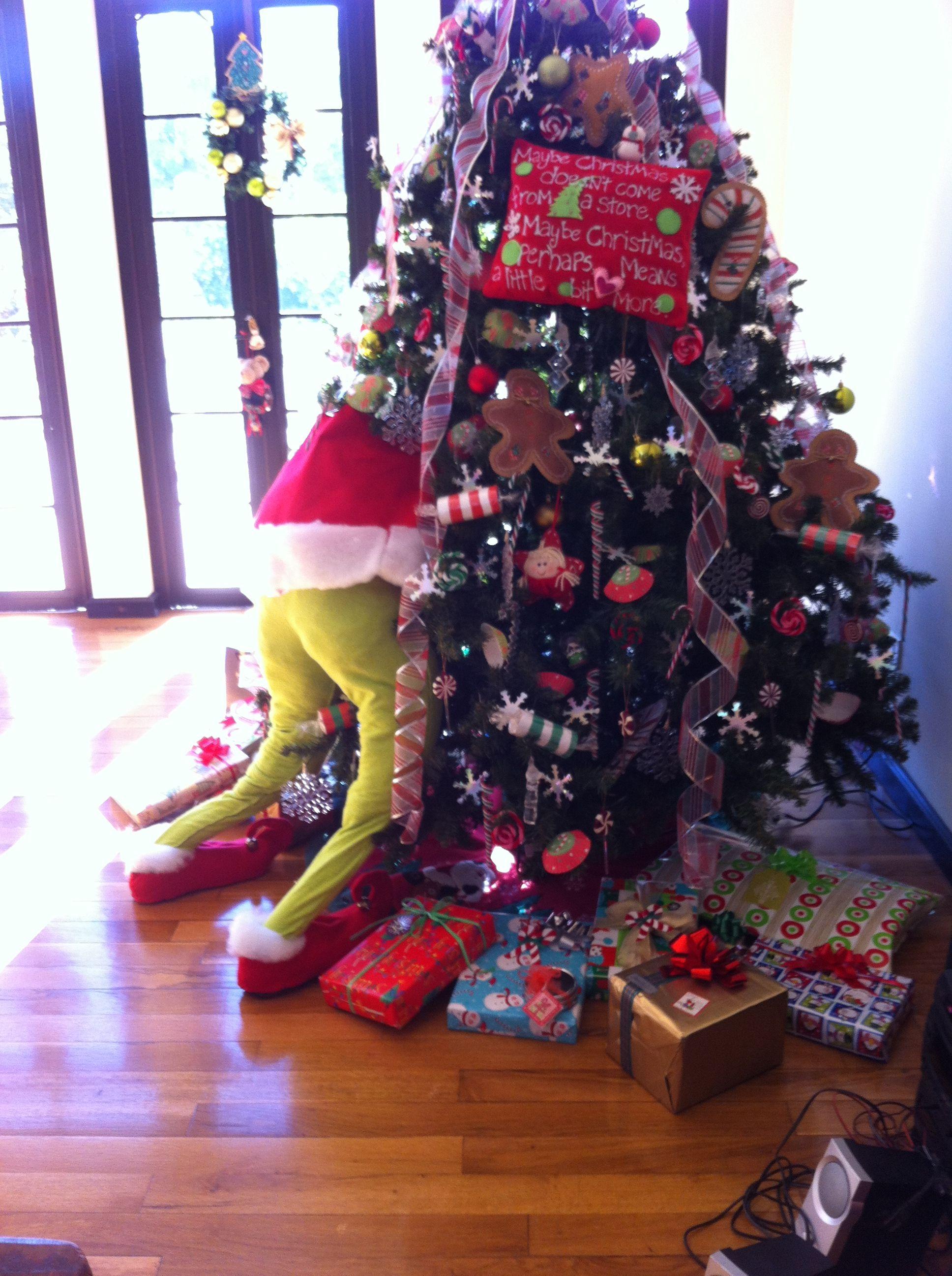 Atractivo El Grinch Que Robó Navidad Para Colorear Friso - Enmarcado ...