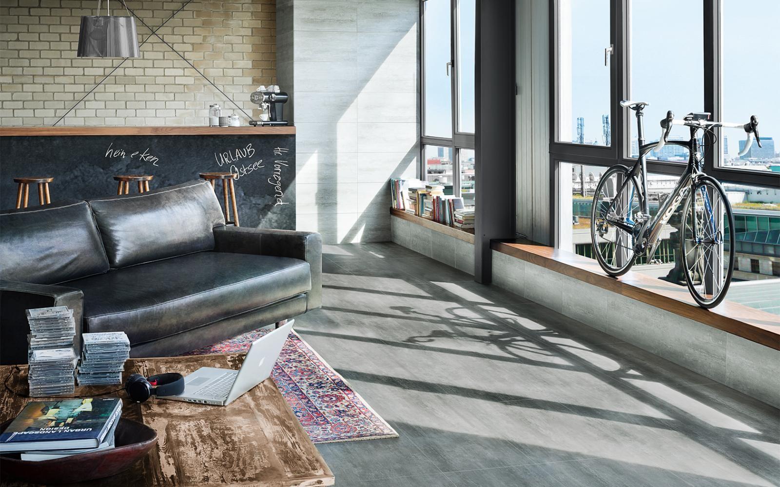 Grohn Fliesen Vincent Tiles Wohnzimmer Newyorkstyle Living Ambiente Interieur Die Serie Schafft Atmosphre Fr Ein