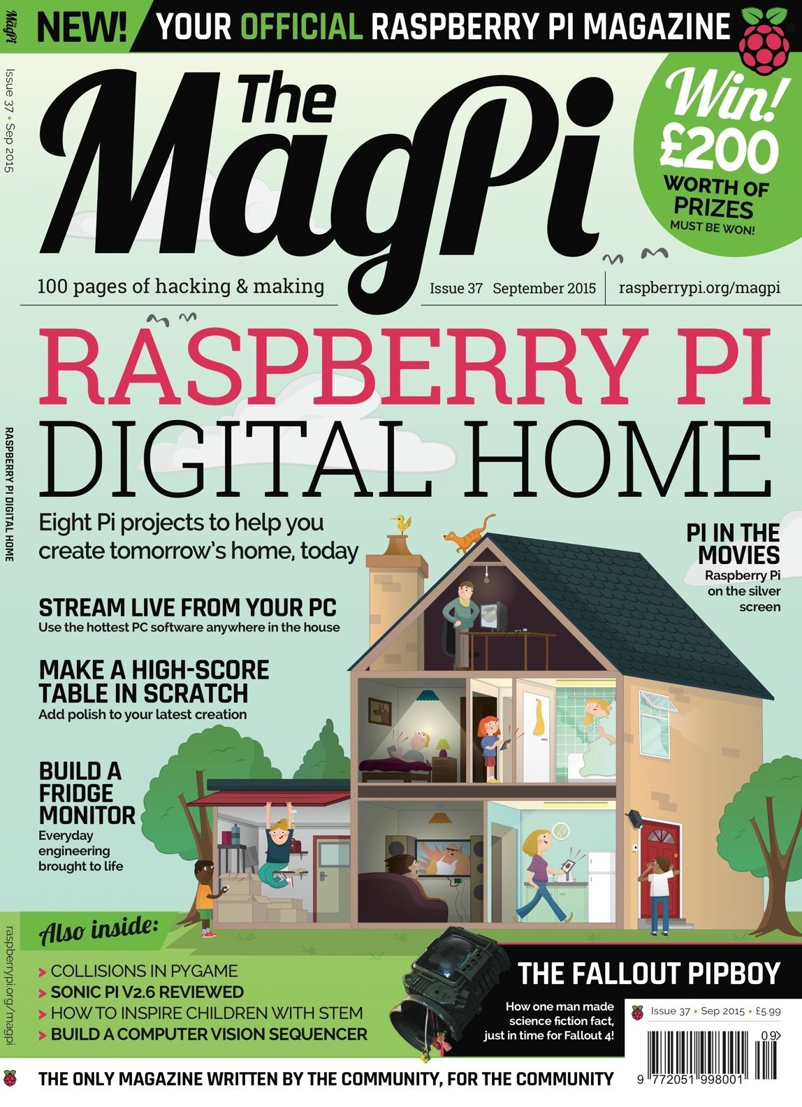 Back Issues & books in 2019 | Libros | Raspberry pi foundation