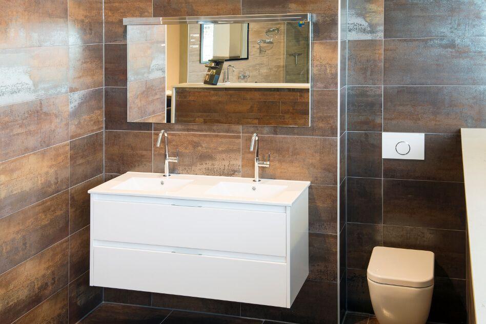 Moderne badkamers van der stad keukens tegels badkamers