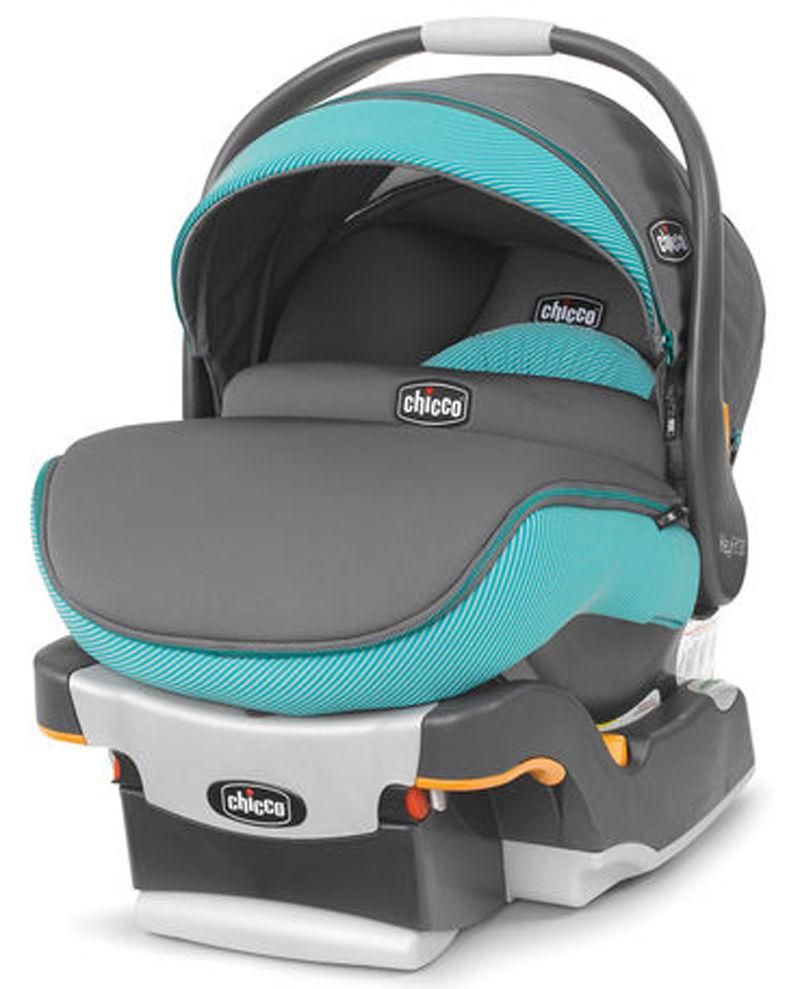 Chicco Keyfit 30 Zip Infant Child Safety Car Seat With Base Hydra 4