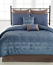 CLOSEOUT! Radcliffe 8 Piece Comforter Sets