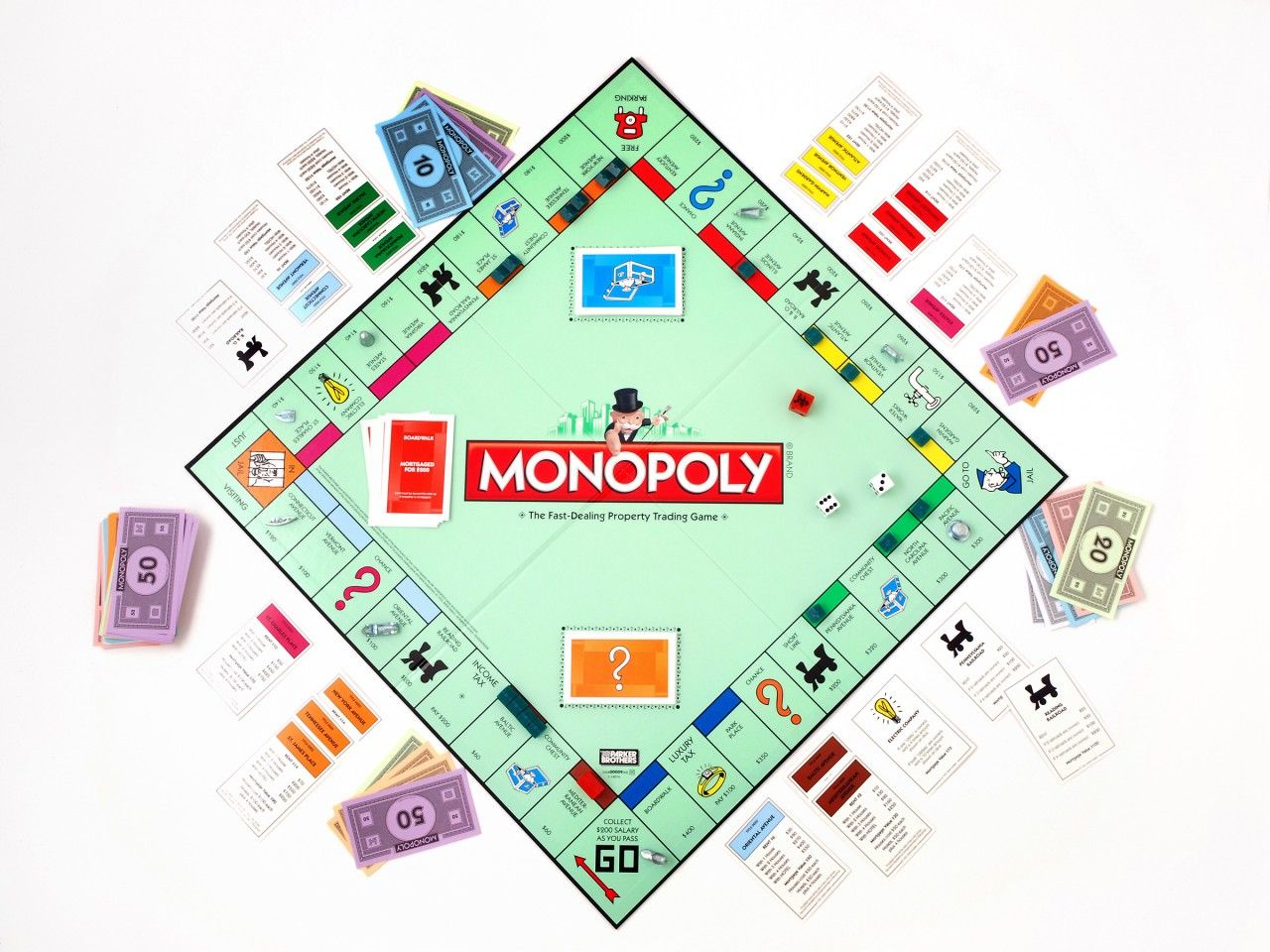 The longest Monopoly game played in a bathtub lasted 99 hours ...