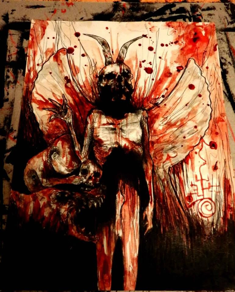 Terror & Horror Art | Terror & Horror Art | Pinterest ...
