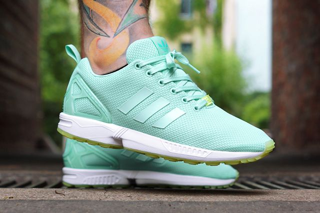 Adidas Original mi ZX Flux | More Sneakers