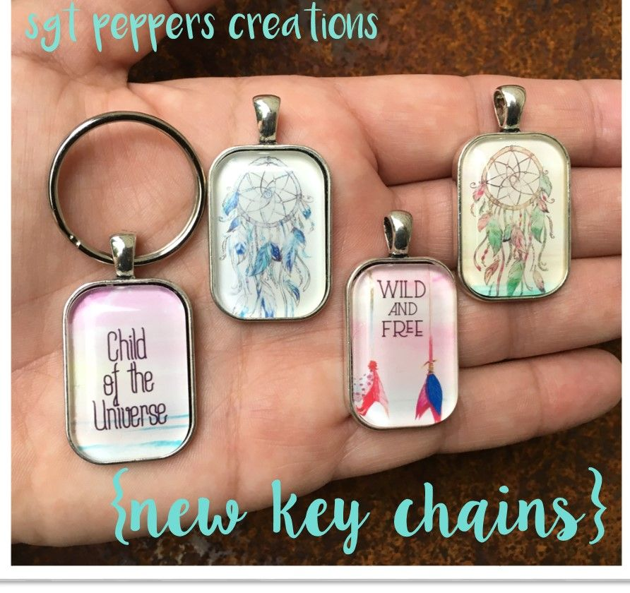 { KEY CHAINS } https://www.etsy.com/shop/SgtPeppersCreations?ref=hdr_shop_menu&section_id=16004740