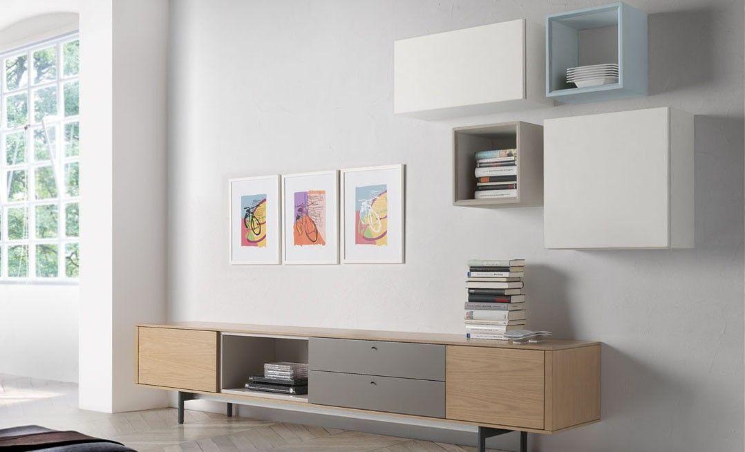 Mueble de salón de Calidad de Loyra ... multitud de composiciones ...
