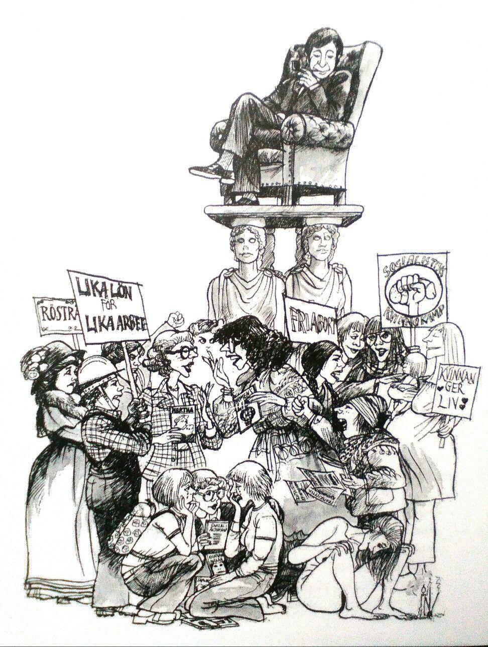 Krieg der Geschlechter, 1980