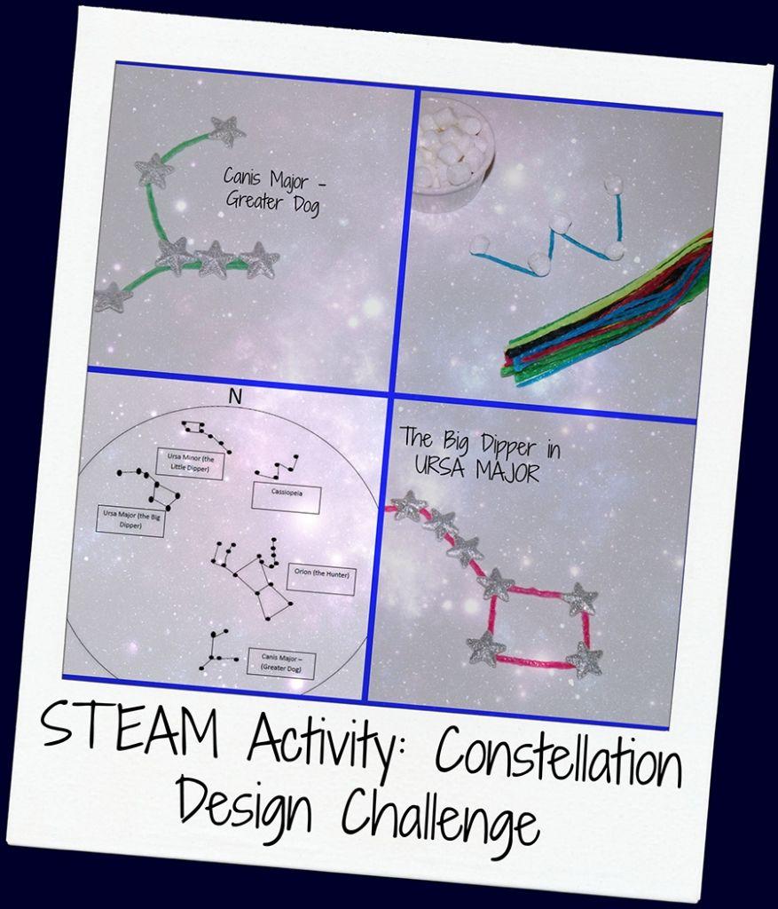 Photo of STEAM Activity for Kids: Wikki Stix Constellation Designs | Wikki Stix