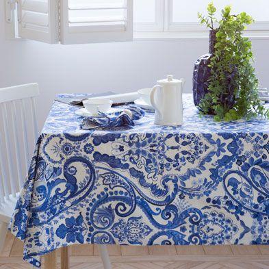 Tablecloths Napkins Tableware Zara Home France Table Cloth White Table Cloth Bohemian Furniture