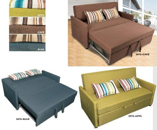 Corvallis 64 Square Arm Sofa Bed Pull Out Sleeper Sofa Sofa Bed Sleeper Sofa