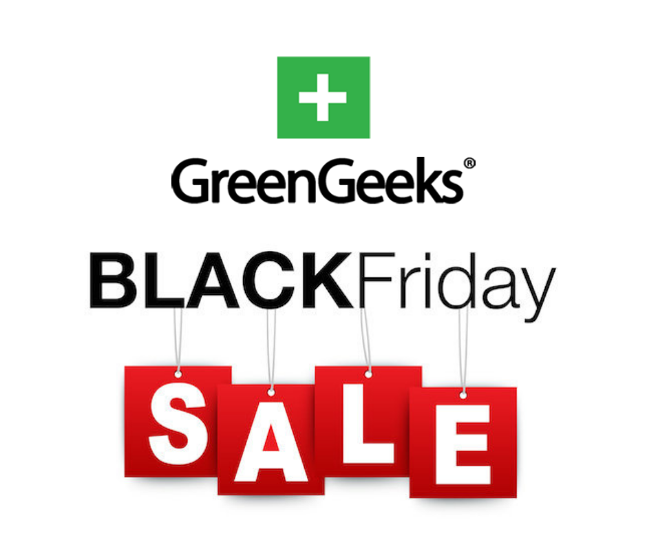 Greengeeks Black Friday Deals 2019 Get Up To 75 Off With