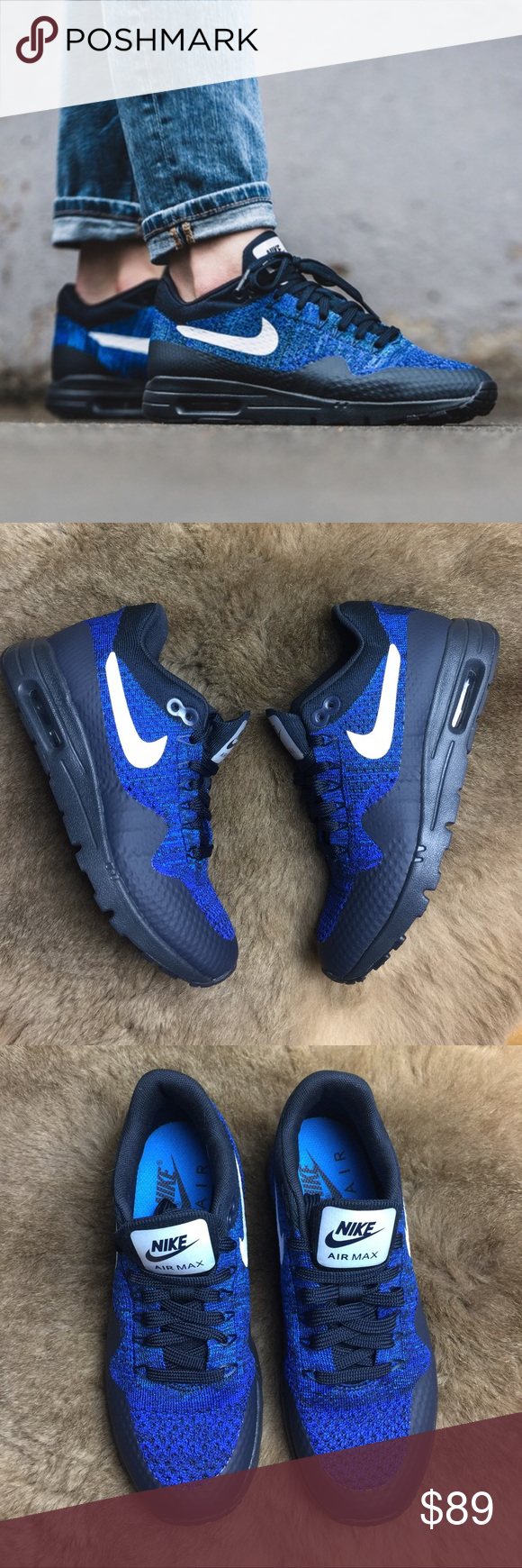 uk availability 0df39 592f6 NWT air max ultra flyknit Brand new no box price is firm 160  original price