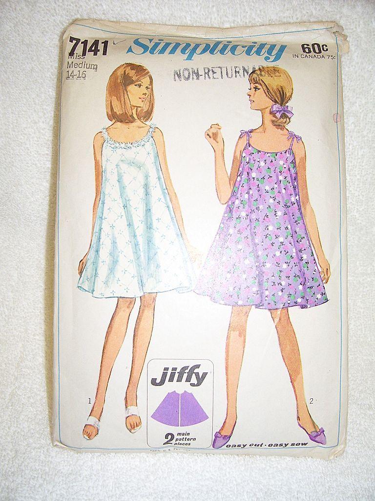 Nightgown Patterns Interesting Decoration