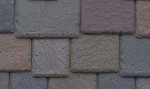 Synthetic Slate Shingles Multi Width Slate Slate Roof Slate Shingles Slate