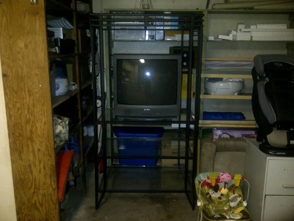 Rankin_Junk_Your_Treasure's Garage   Tv stands and Metal tv stand on city photography, city wide gargae sale, city sports, city events, city alarm systems sale, city wide yard sale, city vintage, city direct tv sale, city bbq, city clothes, city painting,