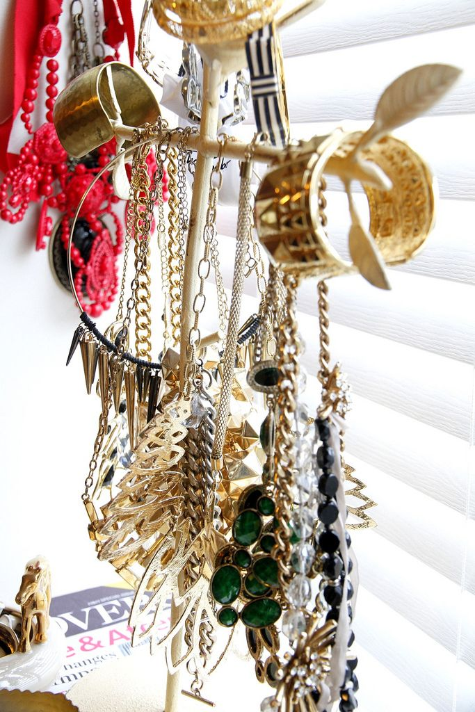 lovely hanging treasures...