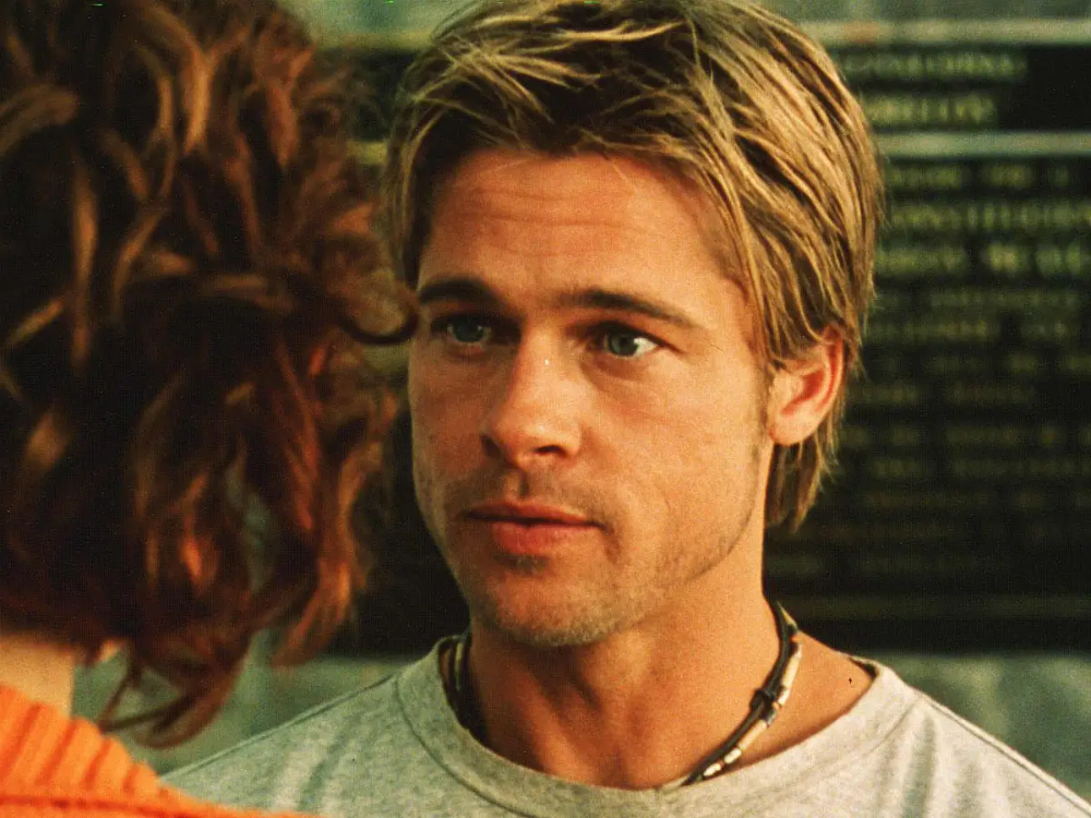 Pin On Brad Pitt