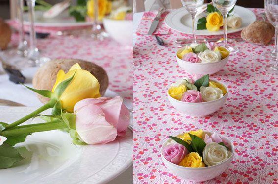 DéCORATION DE TABLE PAS CHER | Dekoration Mode Fashion | Mariage ...