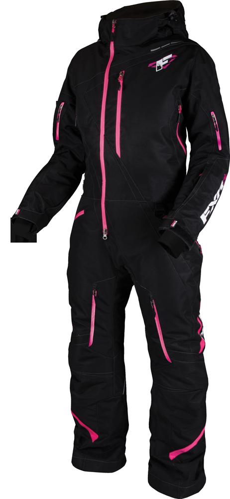 FXR Racing - Snowmobile Gear - Women's Maverick Mono Suit