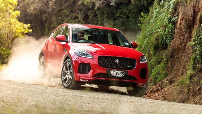 Autos jaguar 2019