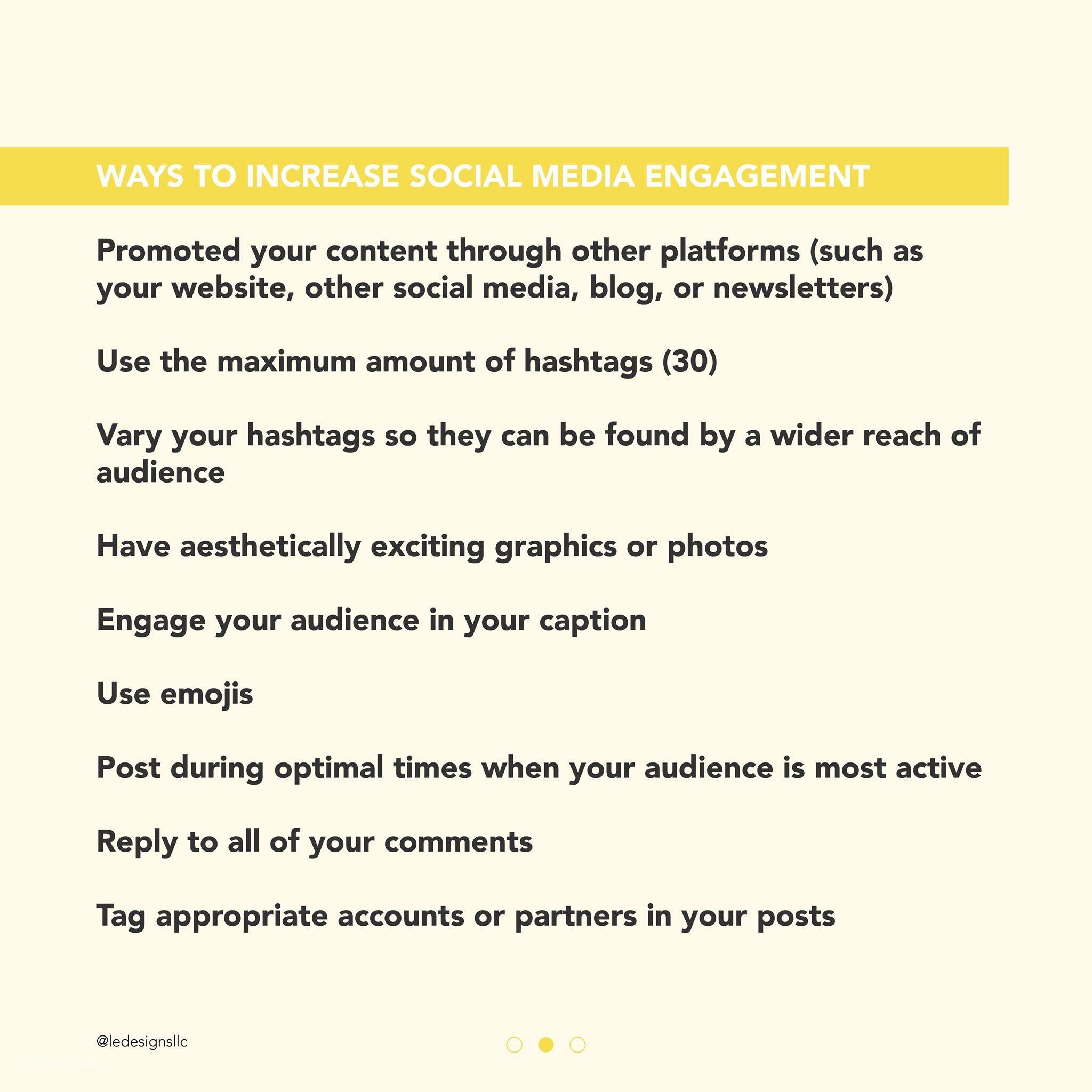 Ways To Increase Your Social Media Engagement On Instagram Facebook Pinterest Youtube Tiktok Social Media Engagement Social Media Ideal Audience