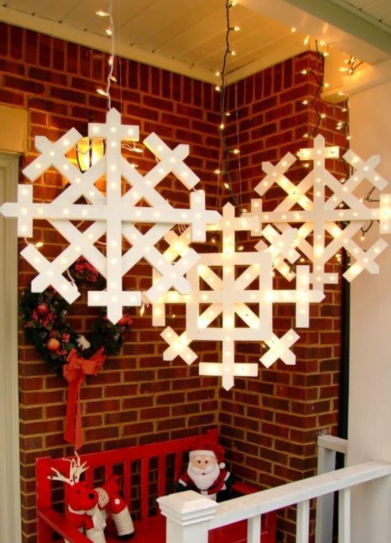 Get your home ready for Christmas! Decorating the outside of your - christmas decorations for outside