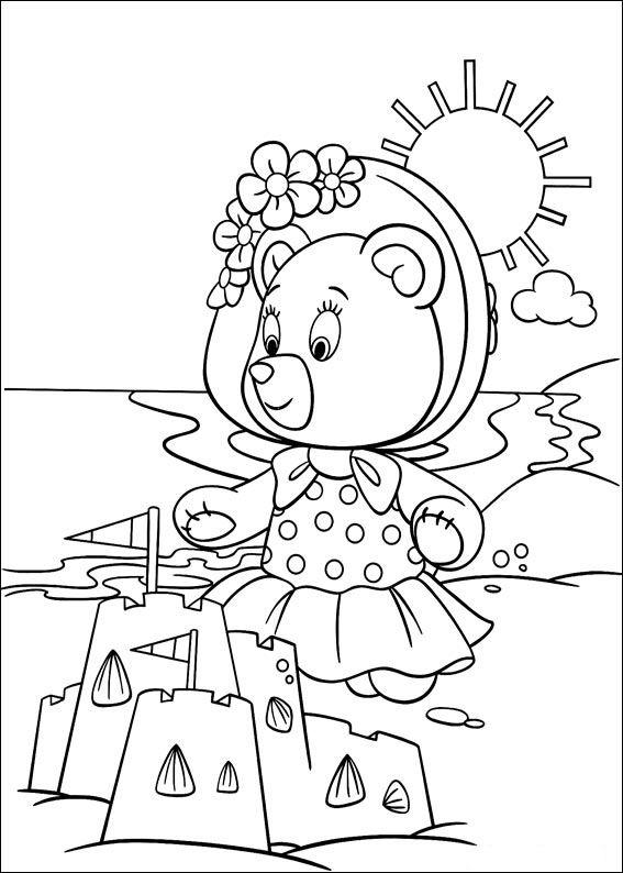 Dibujos para Colorear Noddy 34 | Dibujos para colorear para niños ...