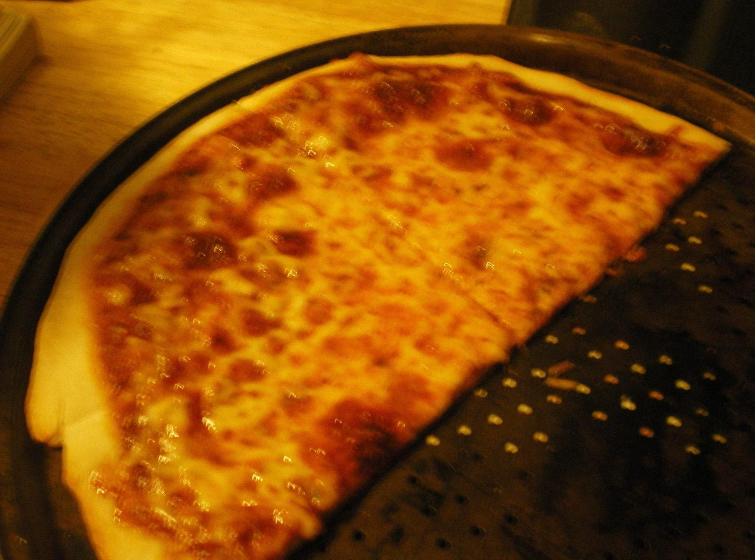 I have been trying to master New York Style Pizza Crust for years.  I finally came up with a crust that is perfect.  Light, crispy and chewy.  It has a depth of flavor from being refrigerated over night.  This crust does require you to do some hand kneading-but it is worth it.  The recipe makes 2-12 inch pies - one for now and one for later.  The sauce is super simple and perfect for this pizza.  Make it the same day you make the crust and the next day you will have an amazing pizza you…