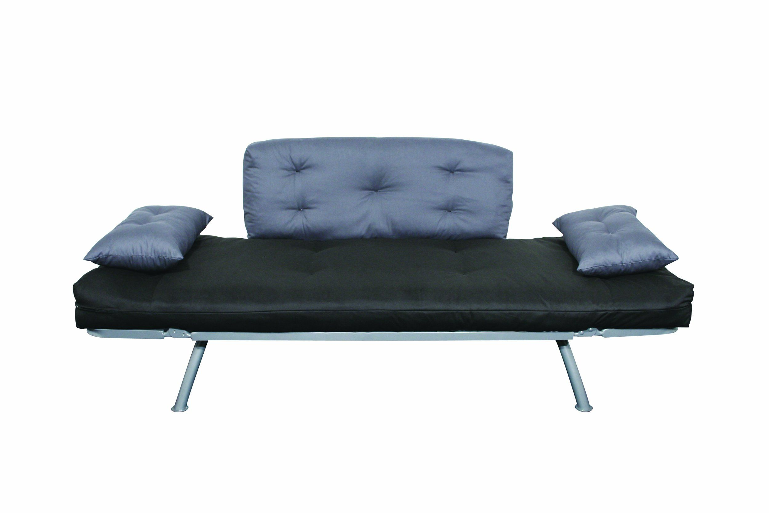 American Furniture Alliance Mali Flex Futon With Adjule Armrests Be Sure To Check
