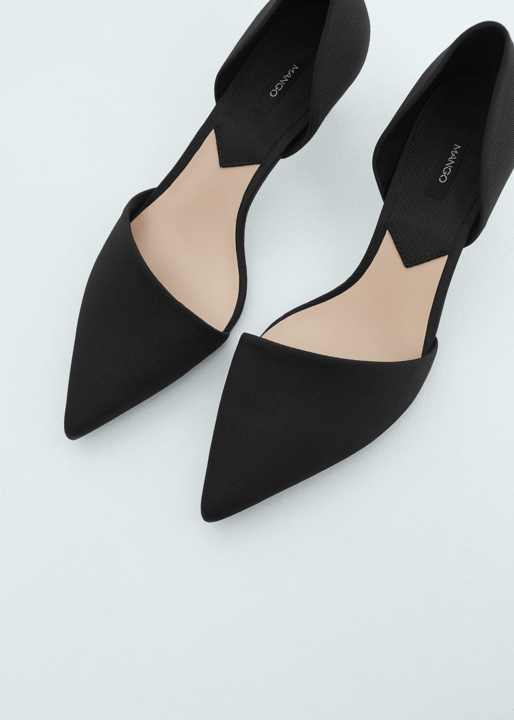 f6b6c4816ad Zapato salón punta - Mujer