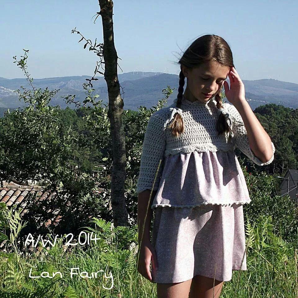 Vestido Silvie de Lan Fairy