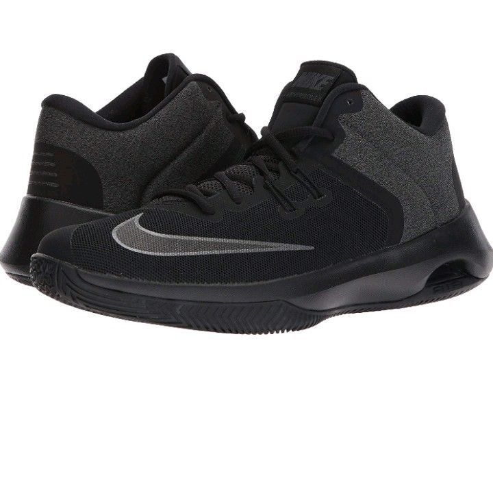 premium selection 3dfa4 92dff Nike Air Versitile II NBK Grey Black Mens Size 8.5 Basketball Shoes  AA3819-001  fashion  clothing  shoes  accessories  mensshoes  athleticshoes  (ebay link)