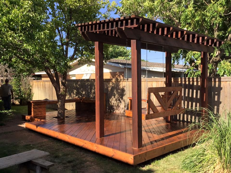 Pin by Raider Fence Company on Decks Arbors Pinterest Fencing