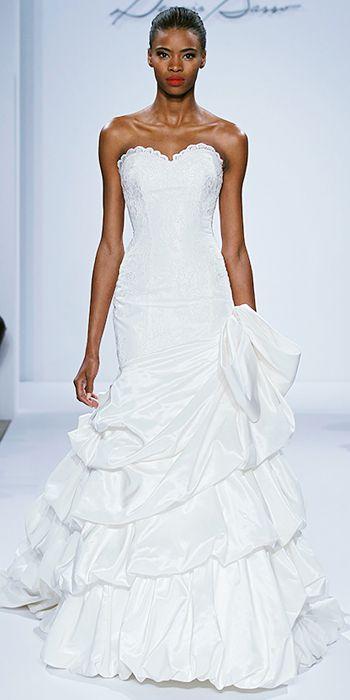 70e026527b12 Dennis Basso x Kleinfeld Spring 2014 Wedding Dresses - Dennis Basso x  Kleinfeld from  InStyle