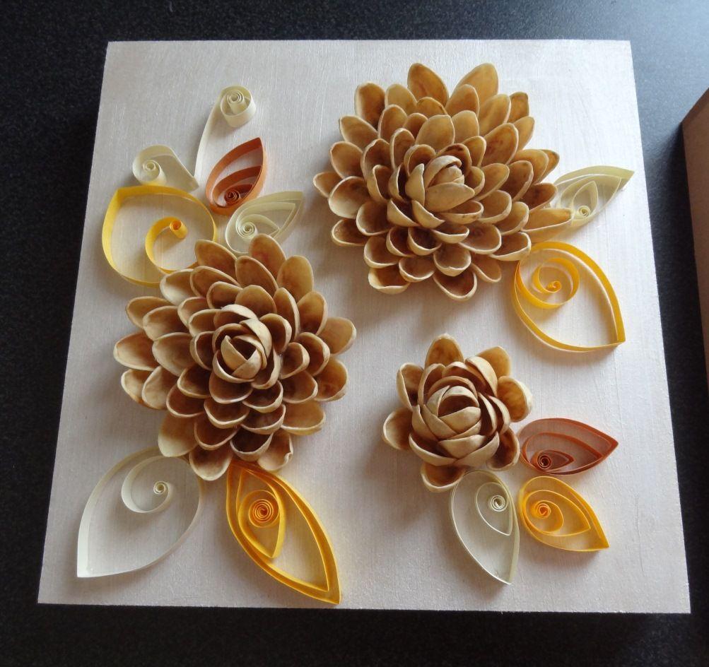 Shell Crafts Diy Pistachio Shells