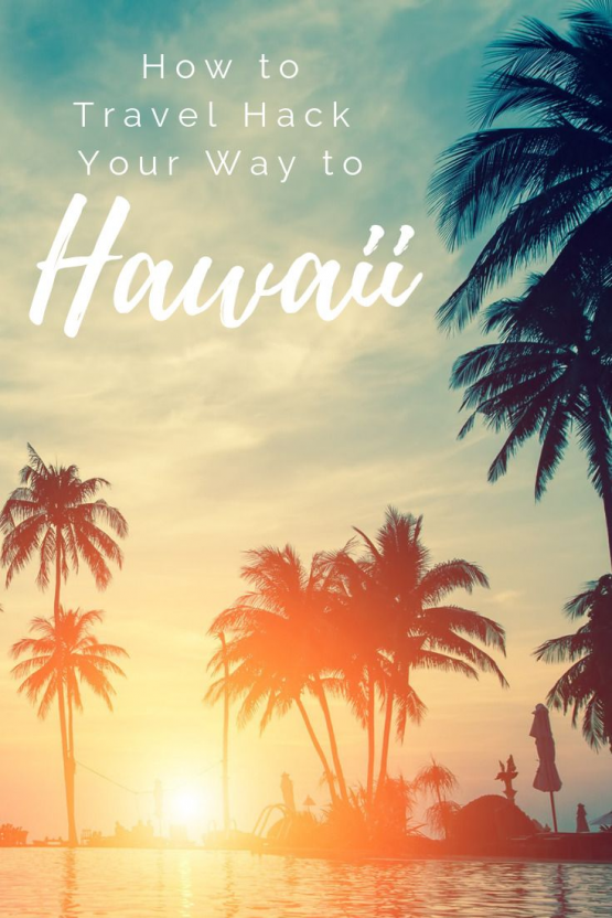 Travel hacking is a great way to maximize bonus points and loyalty programs to earn free travel! Learn how to track hack your way to a free Hawaiian vacation! #travel #wanderlust #travelhacking #freetravel #hawaii #travelhacks #travel #hacks #vacation #travel #hacks