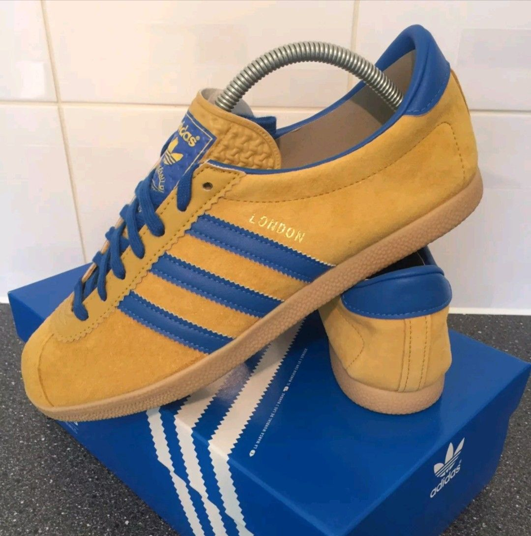 big sale 0503d daf7f Gorgeous pair of Londons in Malmo colourway Adidas Og, Football Casuals, Adidas  Originals,