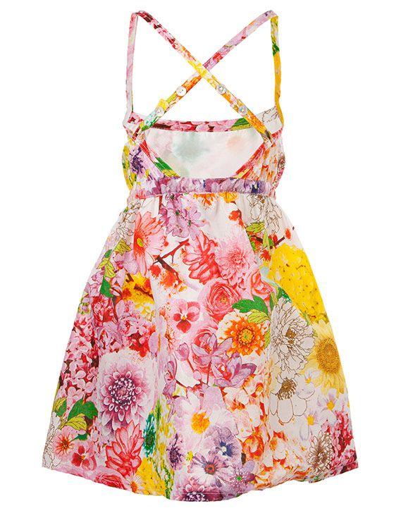 Gelato Flower Dress Kids by Fred Bare Online  69650bc9857